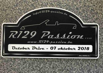 07 oktober 2018 – October Drive
