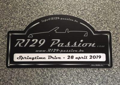 28 april 2019 – Springtime Drive 2019